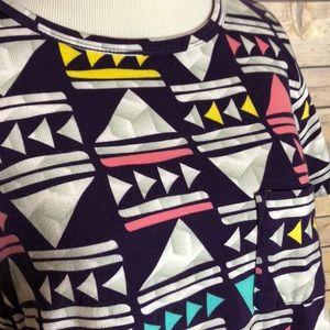 LuLaRoe Dresses - Aztec Carly dress!
